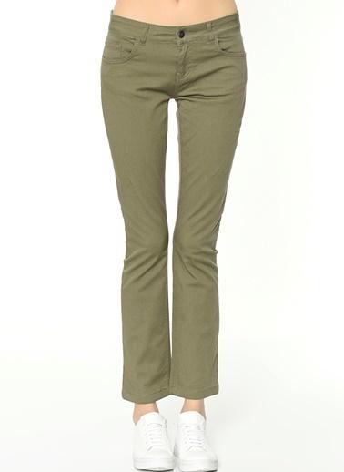 Lee Cooper Pantolon | Susie - Slim Haki